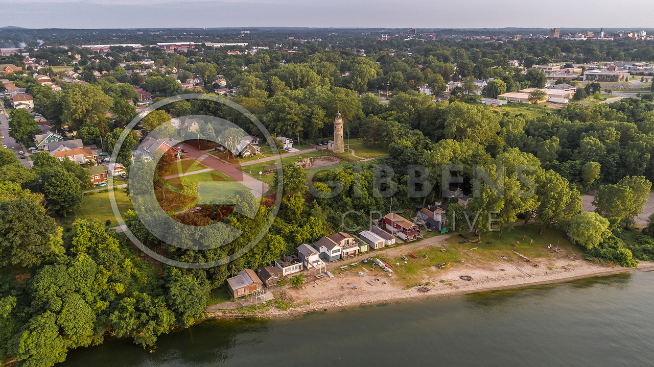 Erie Land Lighthouse High