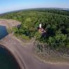 Presque Isle Lighthouse Sunset