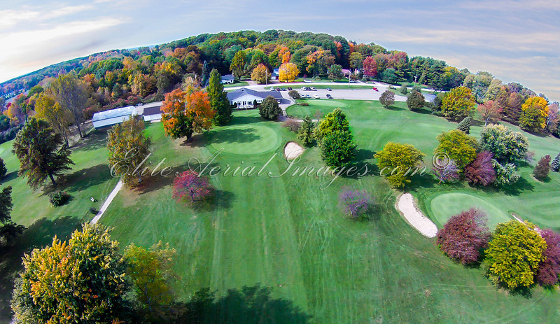 "Gospel Hill GC Fall of 2011 ""Last year open"" Hole #9"