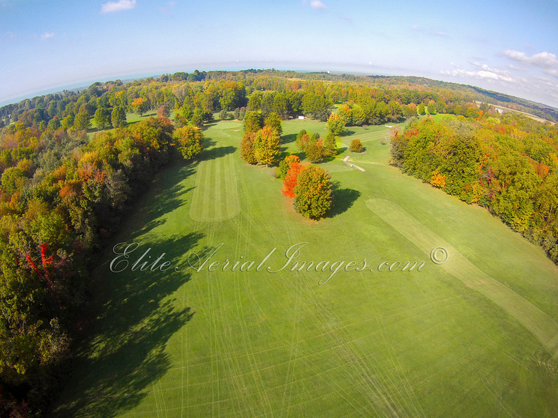 "Gospel Hill GC Fall of 2011 ""Last year open"" Hole #16 & #17"