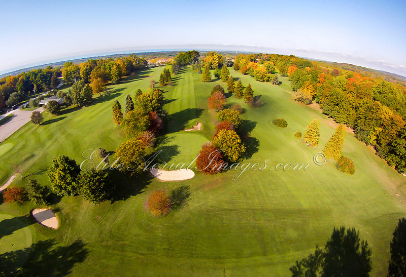"Gospel Hill GC Fall of 2011 ""Last year open"" Hole #1 #2 & #3"
