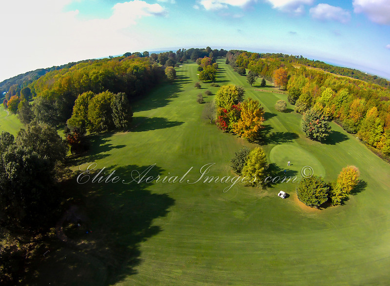 "Gospel Hill GC Fall of 2011 ""Last year open"" Holes #11 & #12"