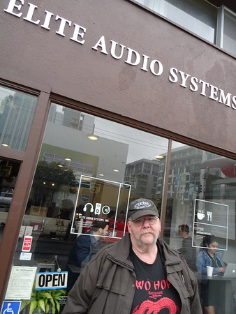 Elite Audio Systems and Coffee Bar