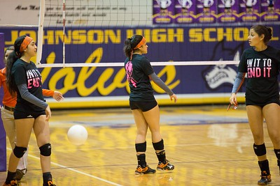 LBJ Vs United Volleyball