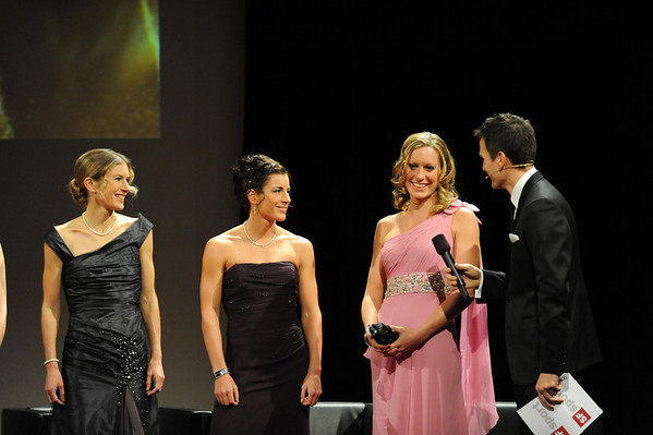 Credit Suisse Sports Awards 2010