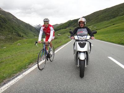 Start Training Base II Davos