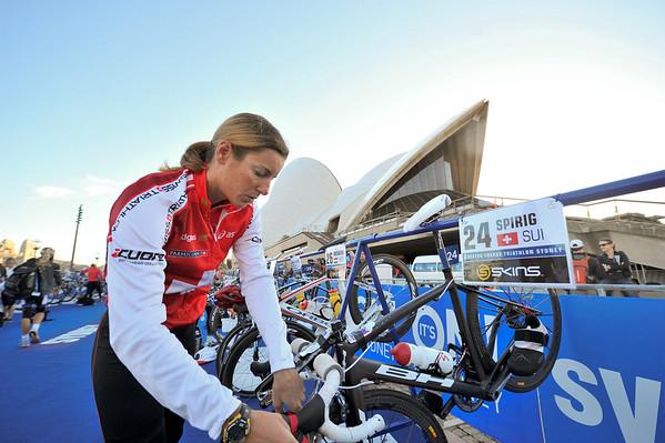 World Triathlon Series 2012