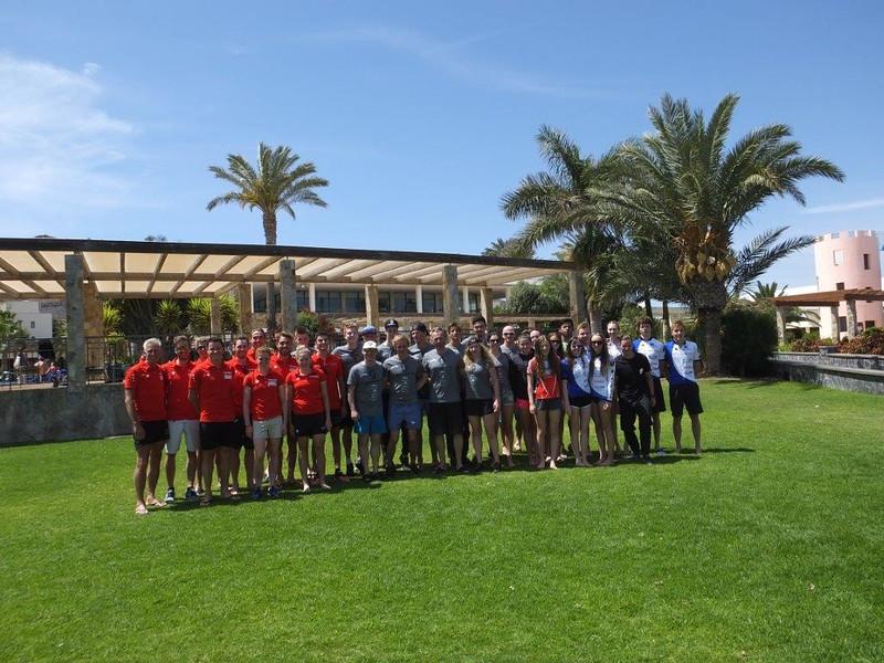 Trainingslager Fuerteventura, März 2016