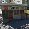 The remains of the iconic Quality Doughnuts shop in 2012. COURTESY GOOGLE IMAGES