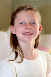 Elizabeth's First Holy Communion May 3, 2014 009
