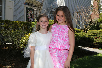 Elizabeth's First Holy Communion May 3, 2014 068