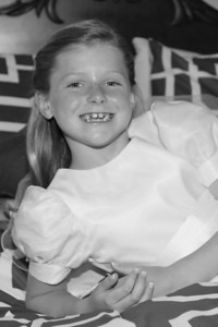 Elizabeth's First Holy Communion May 3, 2014 037