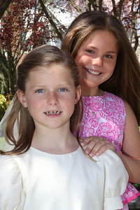 Elizabeth's First Holy Communion May 3, 2014 071