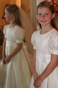 Elizabeth's First Holy Communion May 3, 2014 023