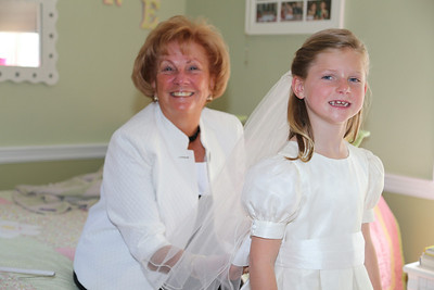 Elizabeth's First Holy Communion May 3, 2014 017