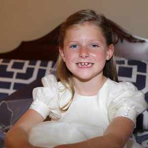 Elizabeth's First Holy Communion May 3, 2014 045