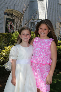 Elizabeth's First Holy Communion May 3, 2014 064