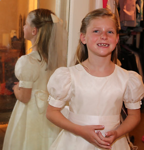 Elizabeth's First Holy Communion May 3, 2014 028