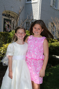 Elizabeth's First Holy Communion May 3, 2014 063