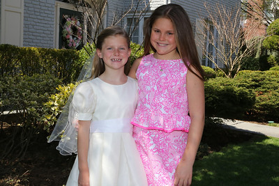 Elizabeth's First Holy Communion May 3, 2014 067