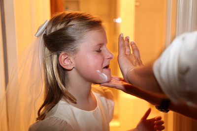 Elizabeth's First Holy Communion May 3, 2014 034