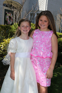 Elizabeth's First Holy Communion May 3, 2014 065