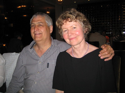Celebrating our 33rd Wedding Anniversary in Vancouver BC