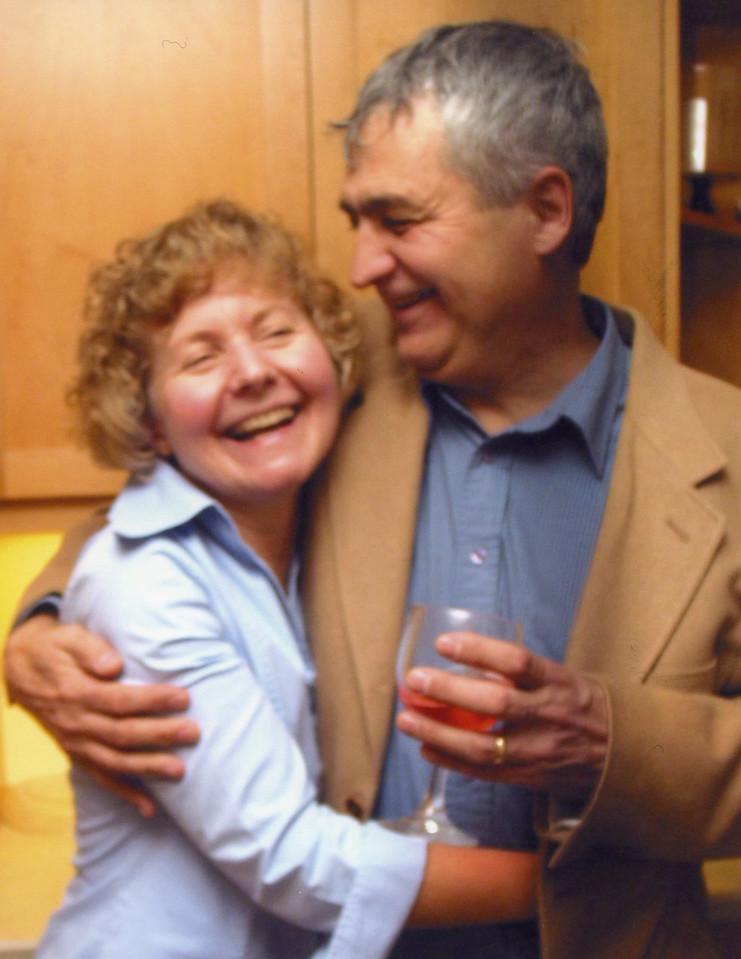 Celebrating the 95th Birthday of Judith Sovis in Edmonton AB