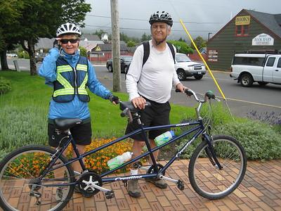 Cycling Trip in Seaside OR
