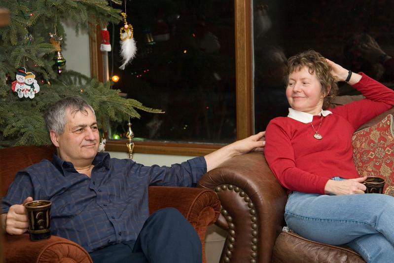 Christmas Day in Edmonton AB