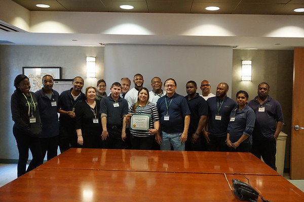 Elizabeth Martinez - Employee of the Month - Jan 2017 - JHR
