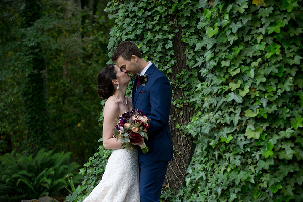 Elizabeth & Matt, Gray Gables, May 26