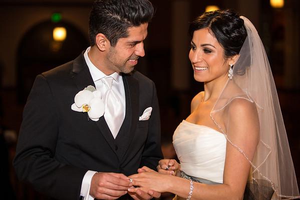 Elizabeth & Meysam Wedding