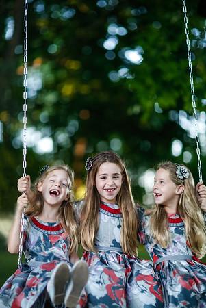 Elizabeth, Nina + Abigail