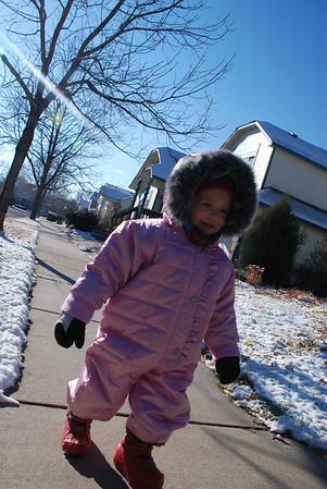 Dec 2010 - Snow Bunny