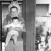 Donald, David, and John - April 1967, San Mateo, 19th Ave.