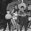 Donald and Elizabeth Tallitsch with children David, John, and Katie - 1969