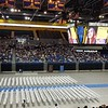 Eliza's UCLA Graduation In Field House