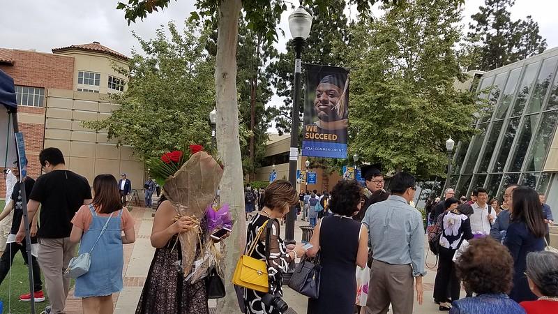 Eliza's UCLA Graduation