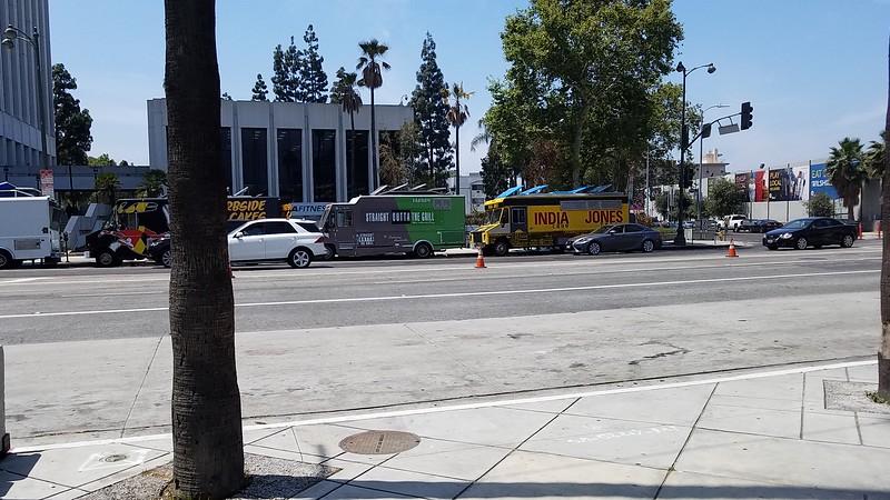 Food truck city