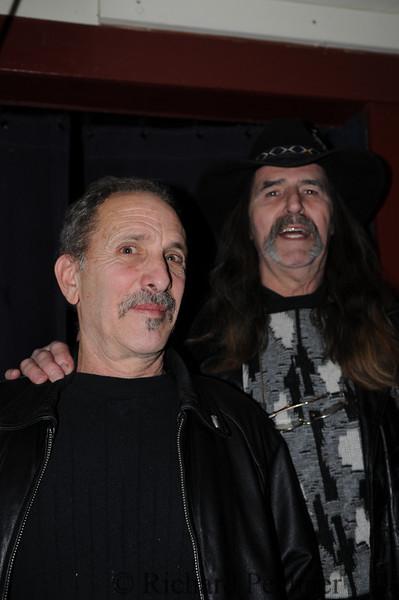 Steve & Michael