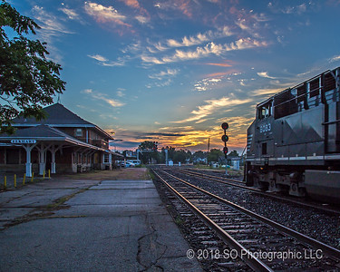 Elkhart Sunrise Freight