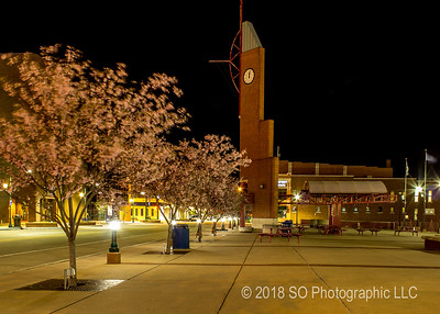 Elkhart Civic Plaza