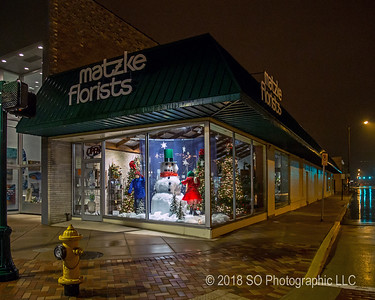 Matzke Florists at Christmas