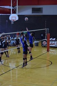 Elkhart Lady Elks Volleyball