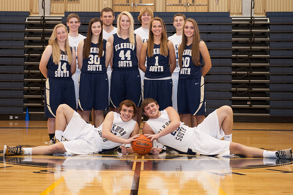 2013-14 Storm Girls Basketball
