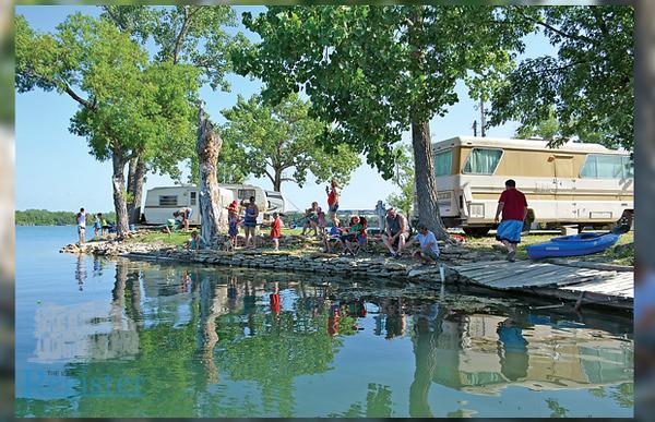 Elks Lake Fishing Derby