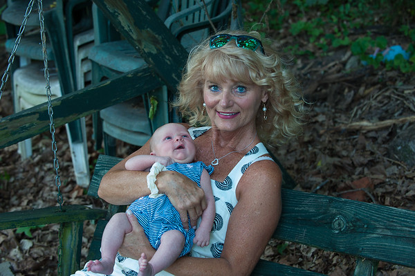 GG & youngest Grandchild