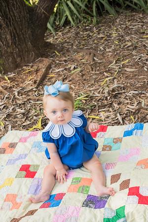 Ellarie at 9 months
