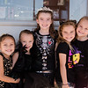 Ella's Spooky Spa party started at Yuma School of Beauty.  The students did an incredible job working with the little girls on their manicures and pedicures.  Along with helping them design their spooky flip flops!